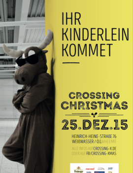 Crossing Christmas 2015